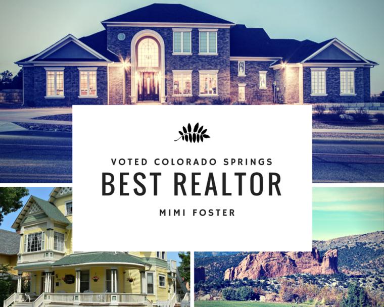 Best Colorado Springs Realtor