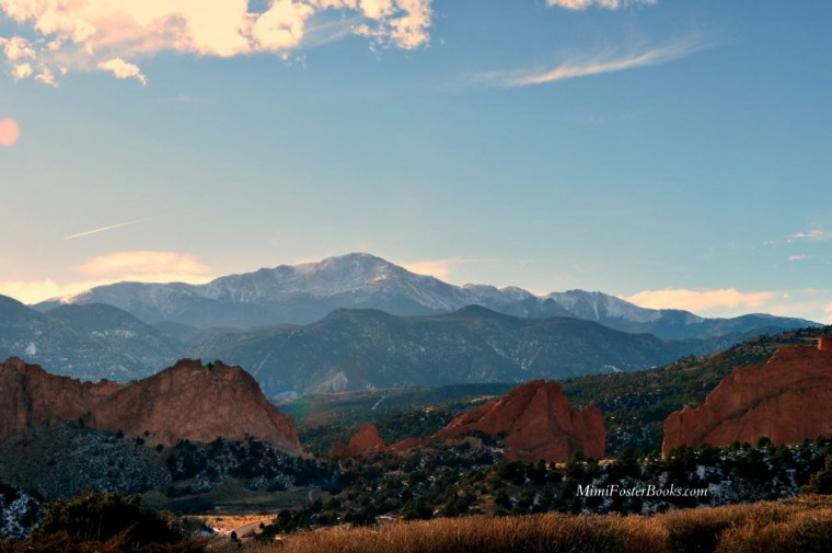 garden of the gods pikes peak