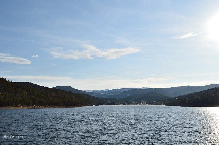 Nederland Colorado Barker Reservoir