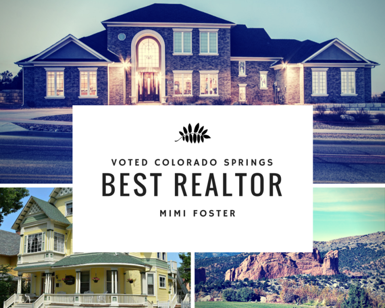 Best Colorado Springs Realtor