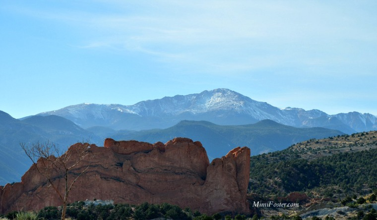 Colorado Springs Natural Wonders